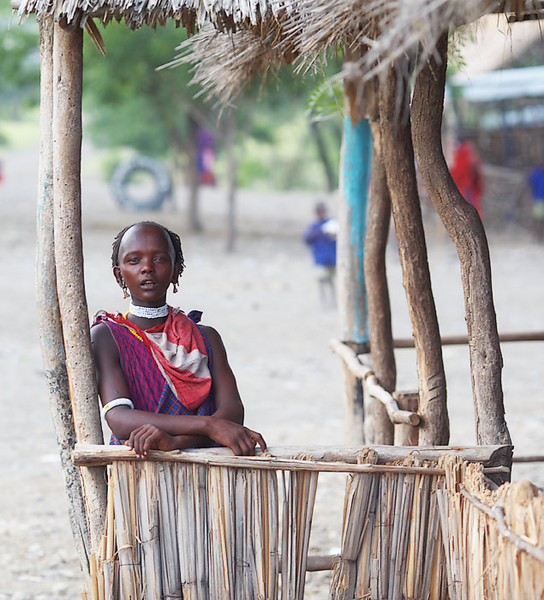 Massai boy